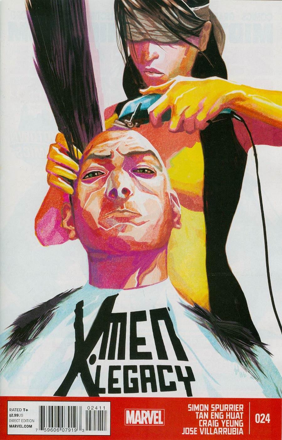 X-Men Legacy Vol 2 #24