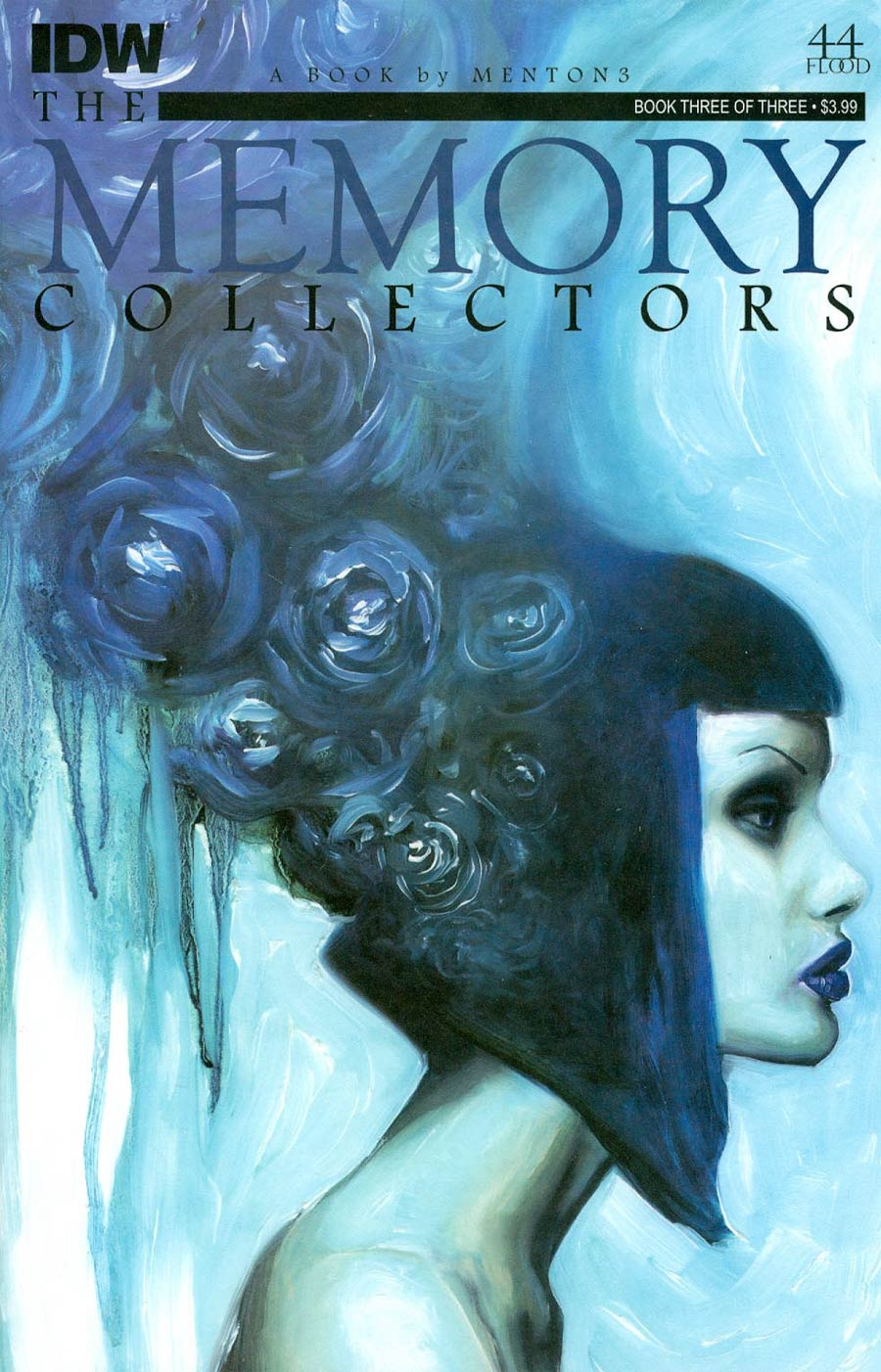 Memory Collectors #3 Cover A Regular Menton3 Cover