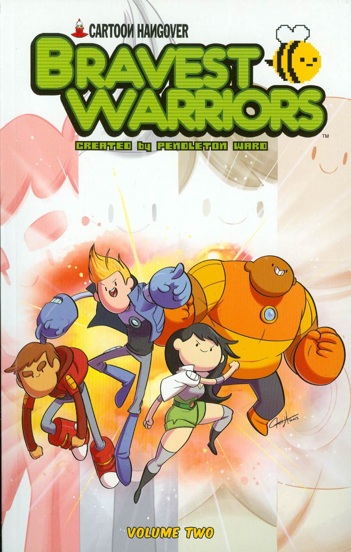 Bravest Warriors Vol 2 TP