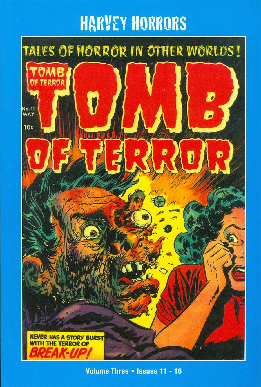 Harvey Horrors Collected Works Tomb Of Terror Softie Vol 3 TP