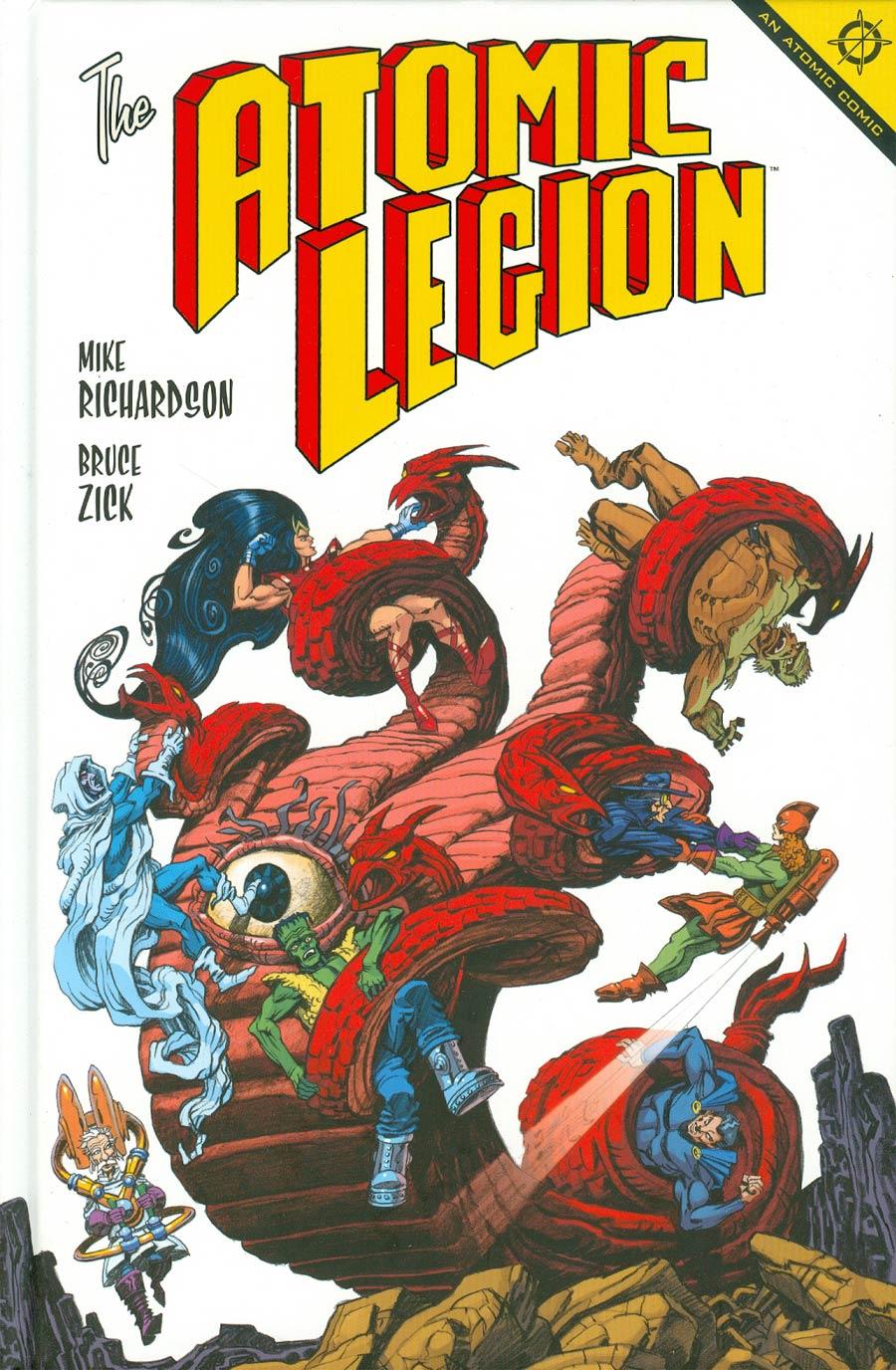 Atomic Legion HC