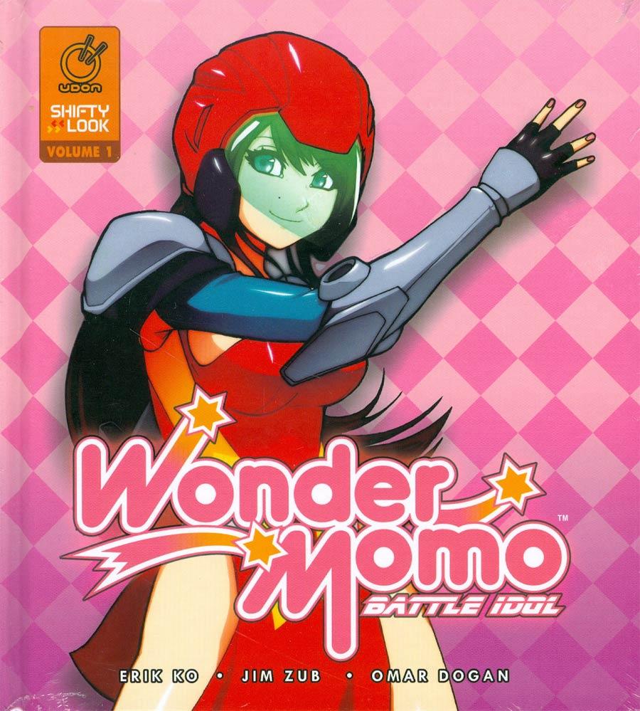 Wonder Momo Battle Idol Vol 1 Shifty Look HC