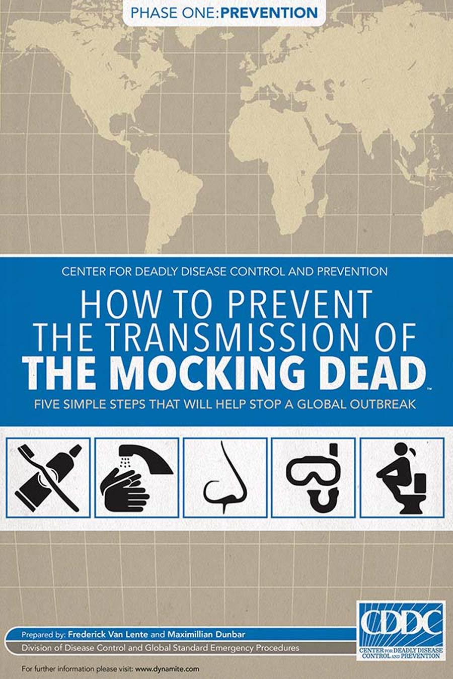 Mocking Dead TP