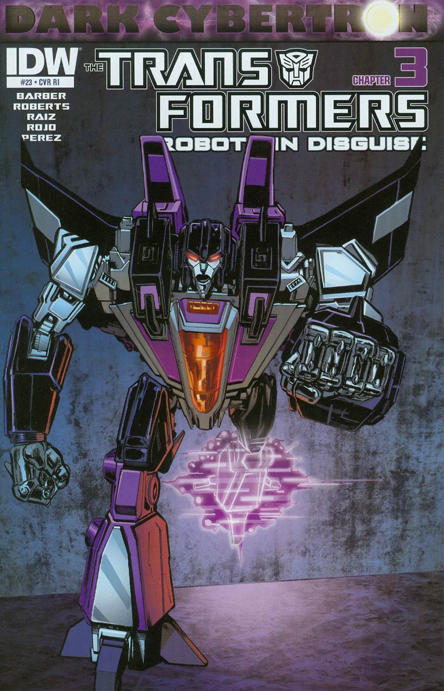 Transformers Robots In Disguise #23 Cover C Incentive Phil Jimenez Variant Cover (Dark Cybertron Part 3)