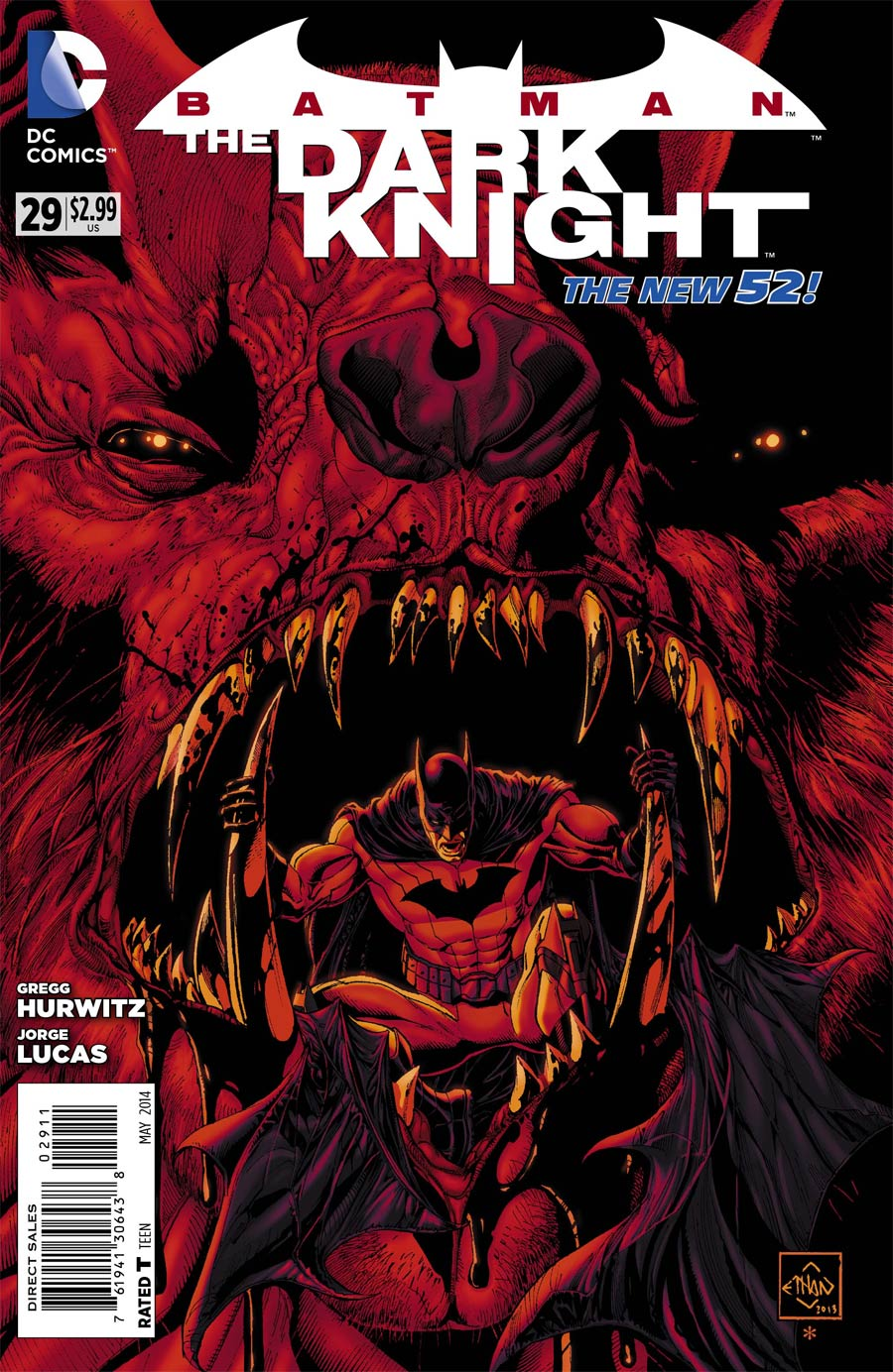 Batman The Dark Knight Vol 2 #29