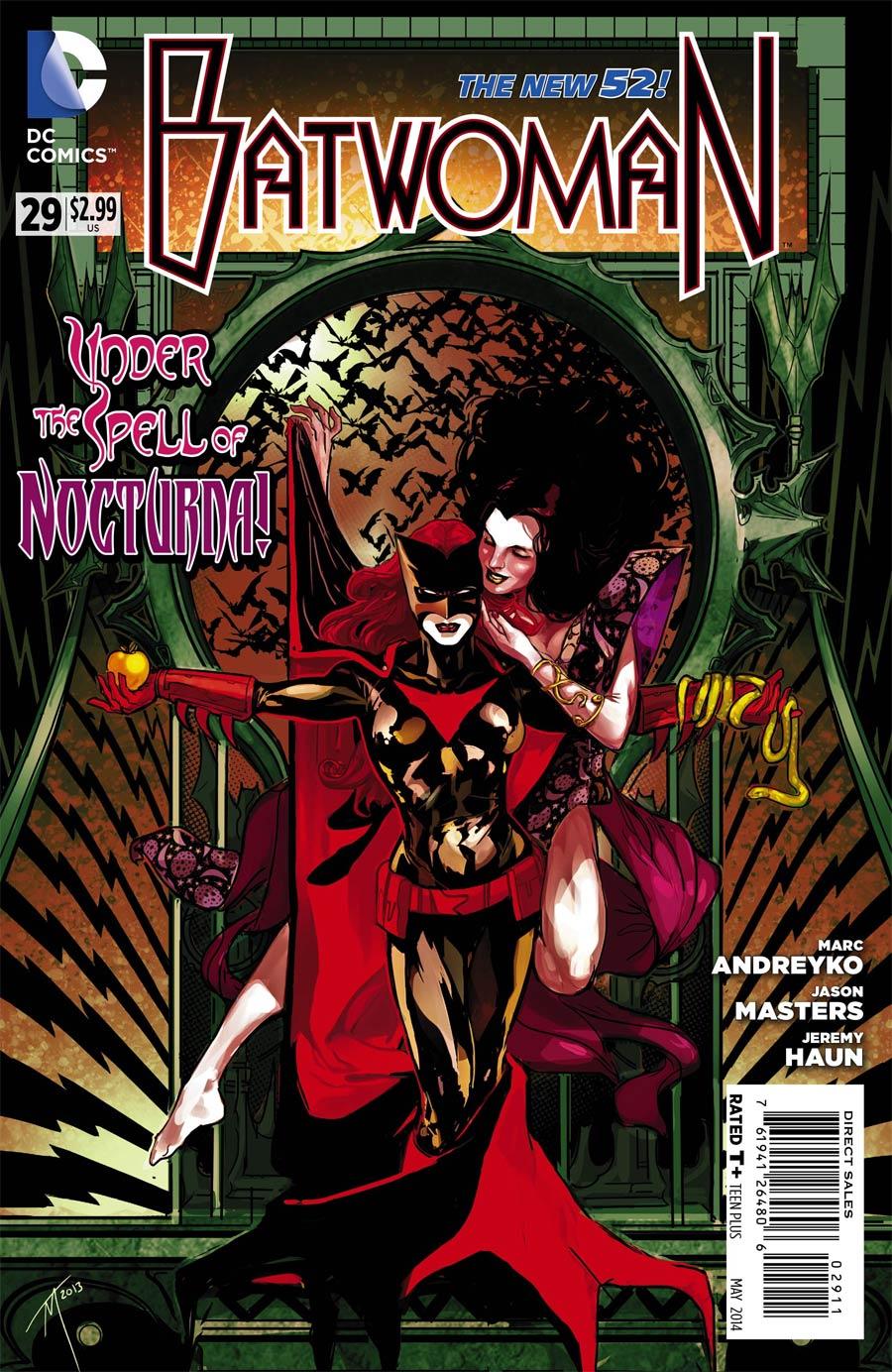 Batwoman #29 Cover A Regular Trevor McCarthy Cover