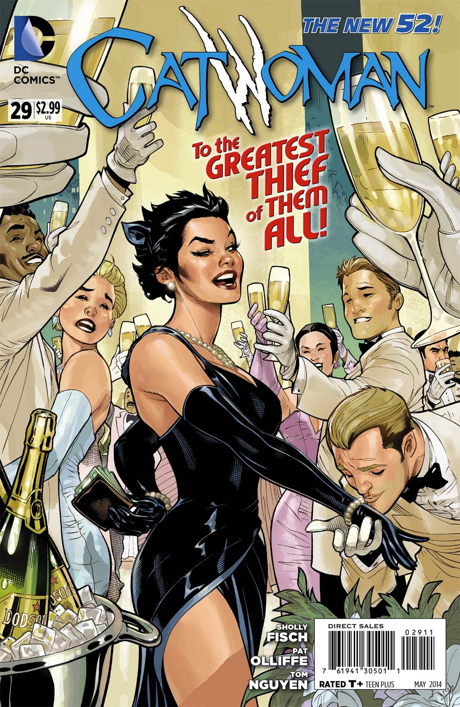 Catwoman Vol 4 #29