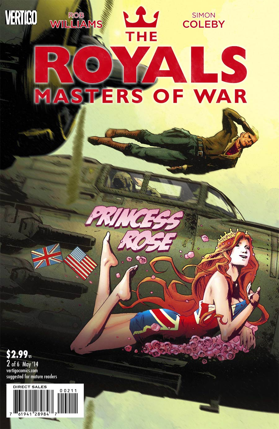 Royals Masters Of War #2