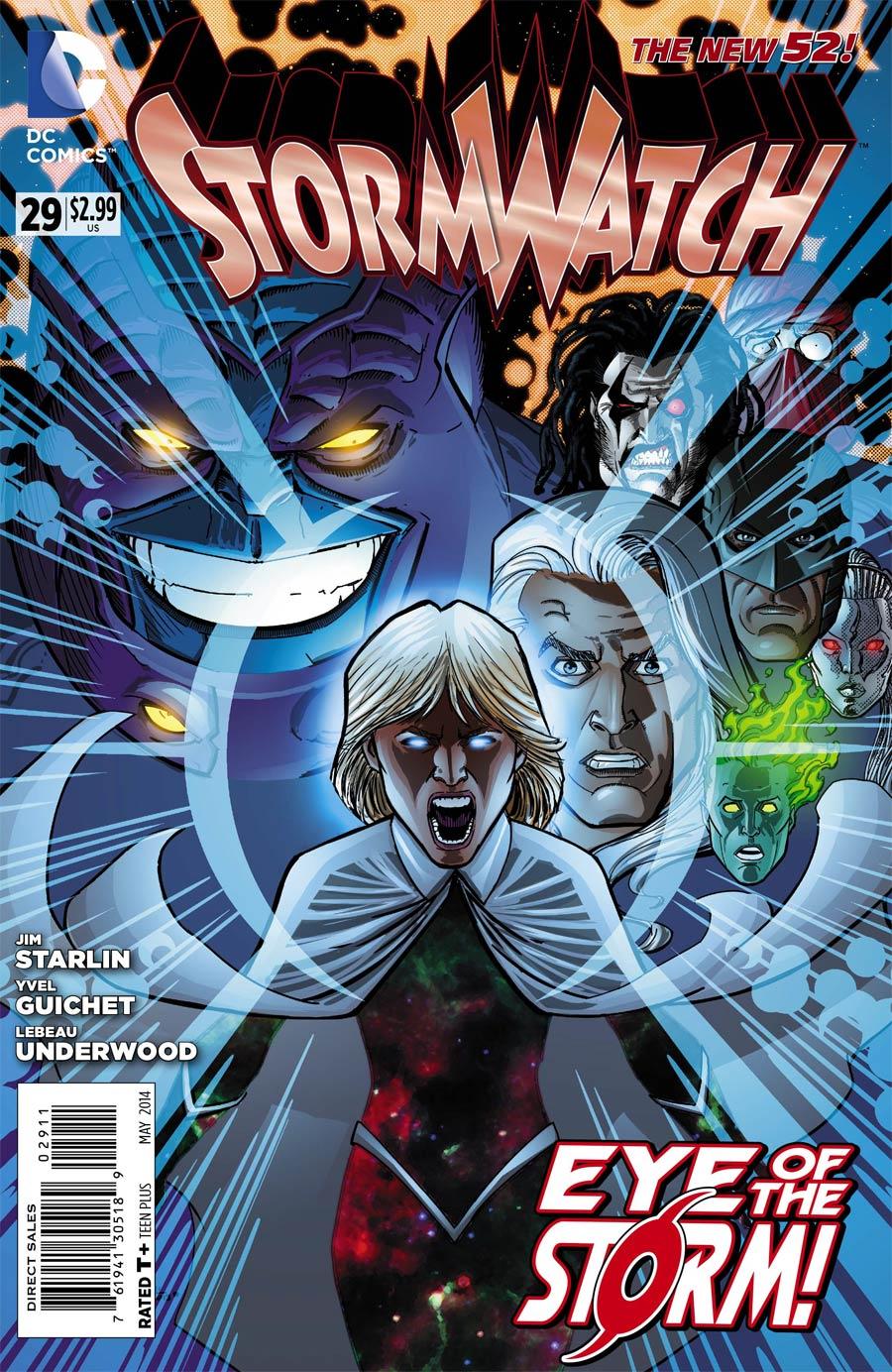 Stormwatch Vol 3 #29