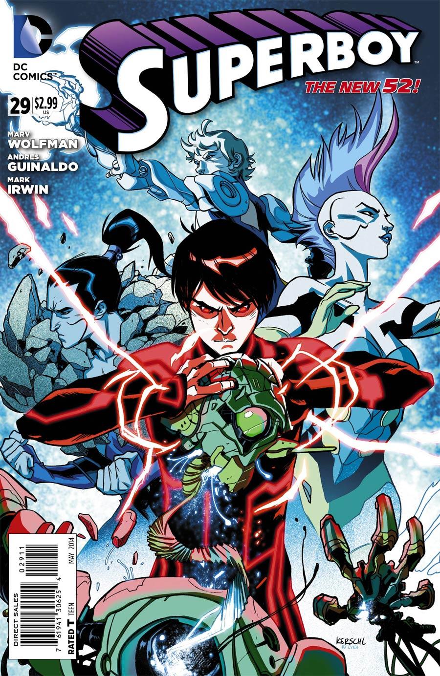 Superboy Vol 5 #29