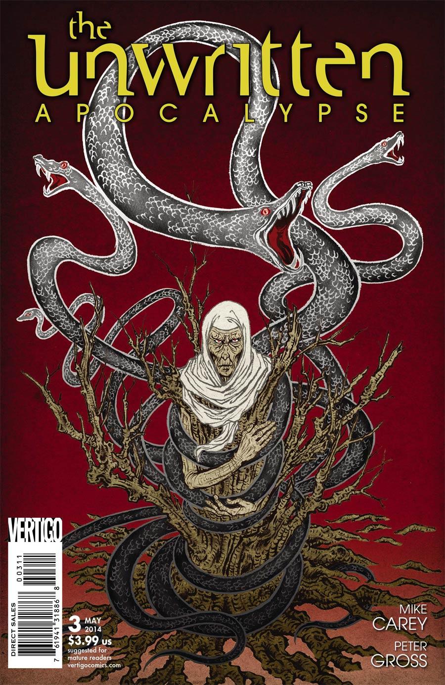Unwritten Vol 2 Apocalypse #3