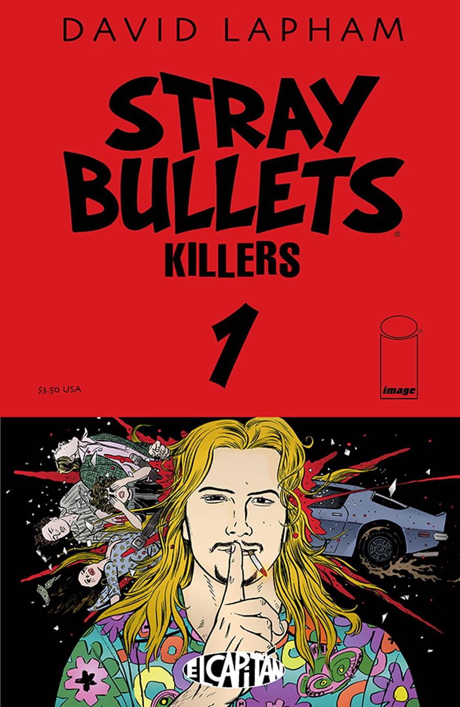 Stray Bullets Killers #1