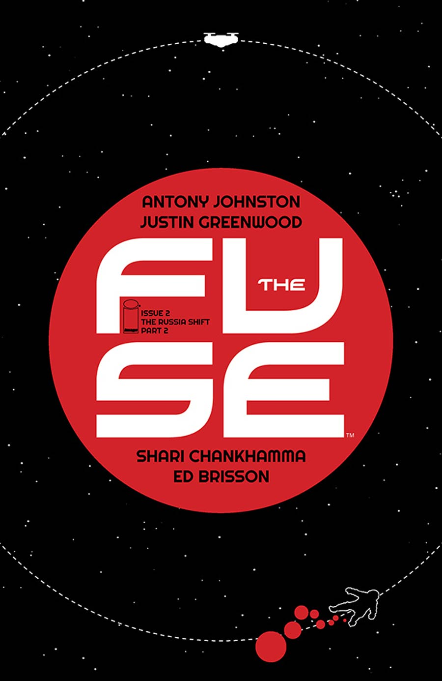Fuse #2 Cover A Justin Greenwood