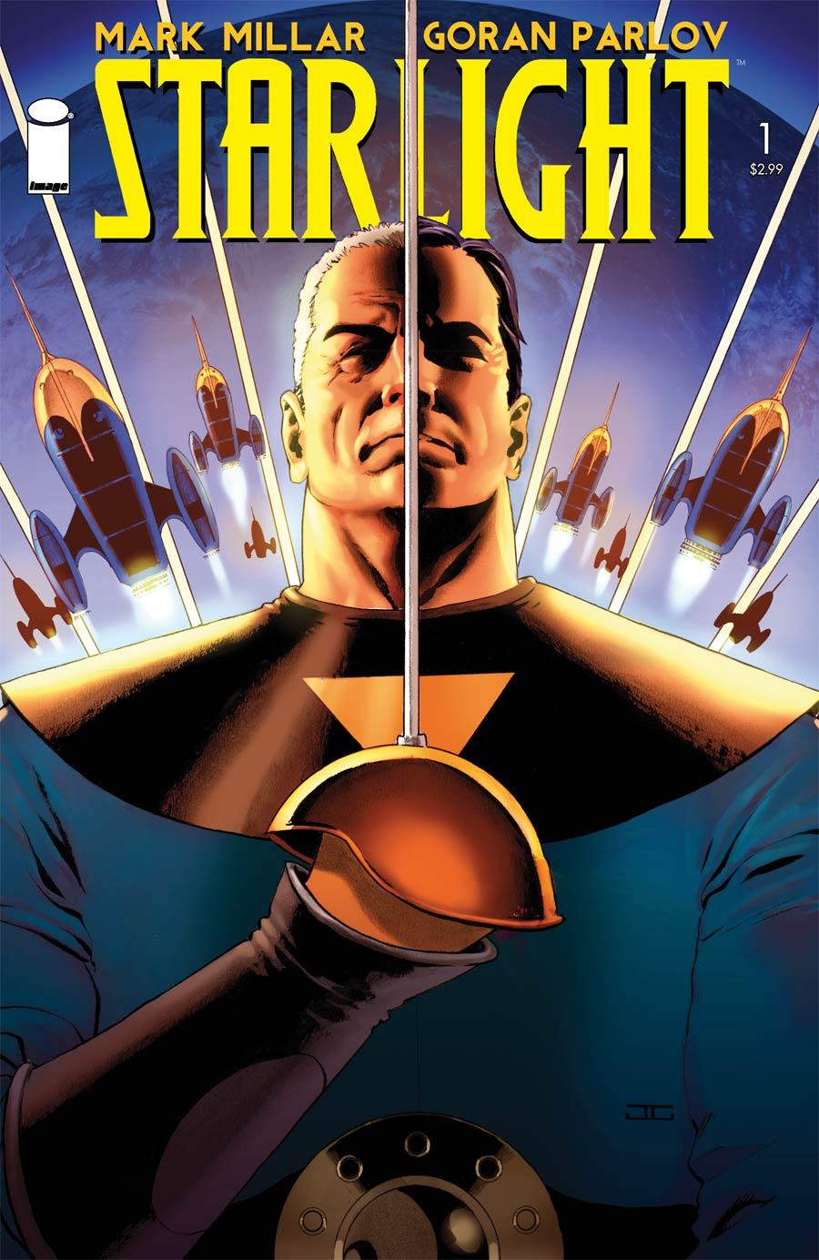 Starlight #1 Cover A 1st Ptg Regular John Cassaday Cover