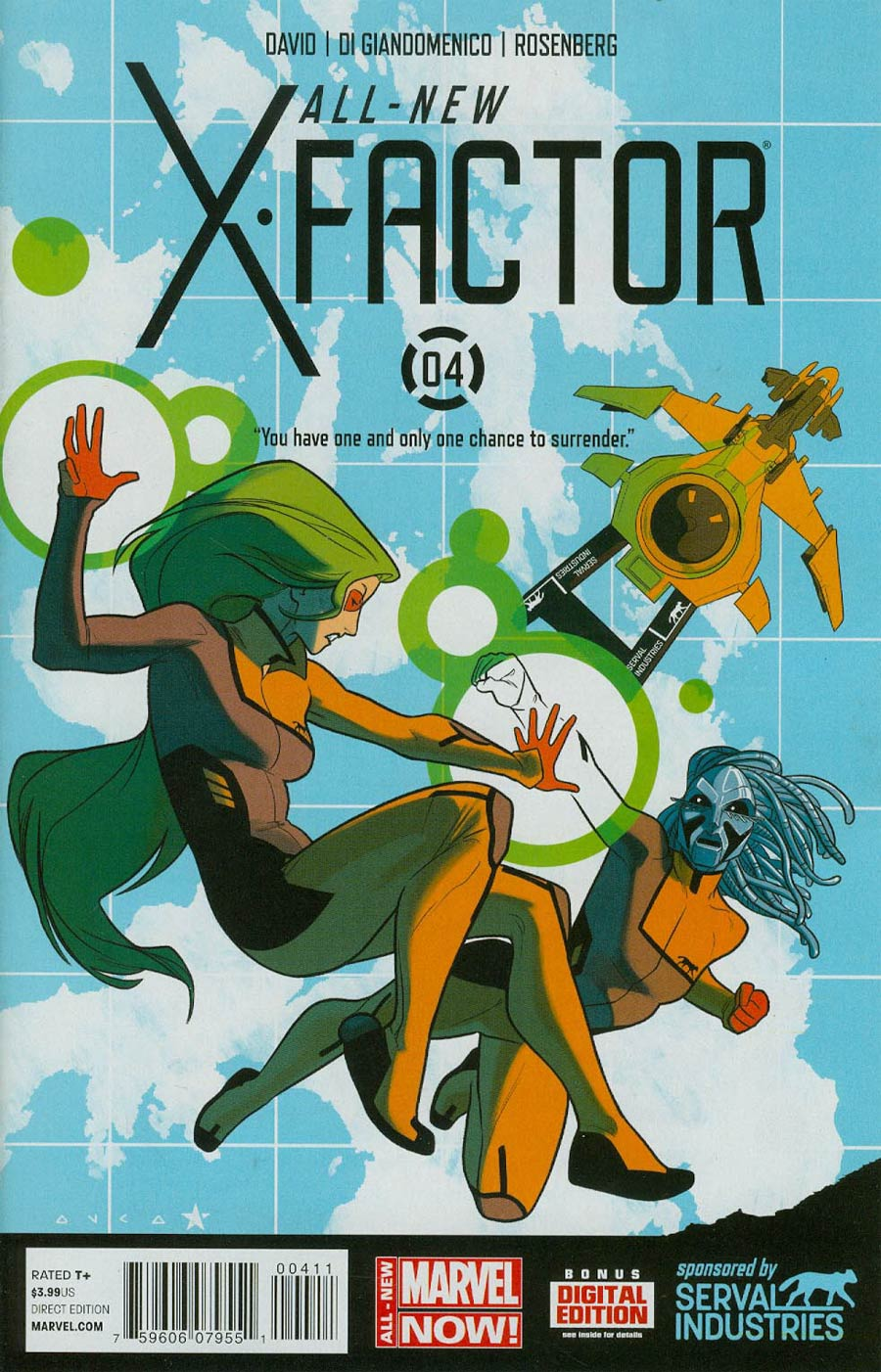 All-New X-Factor #4