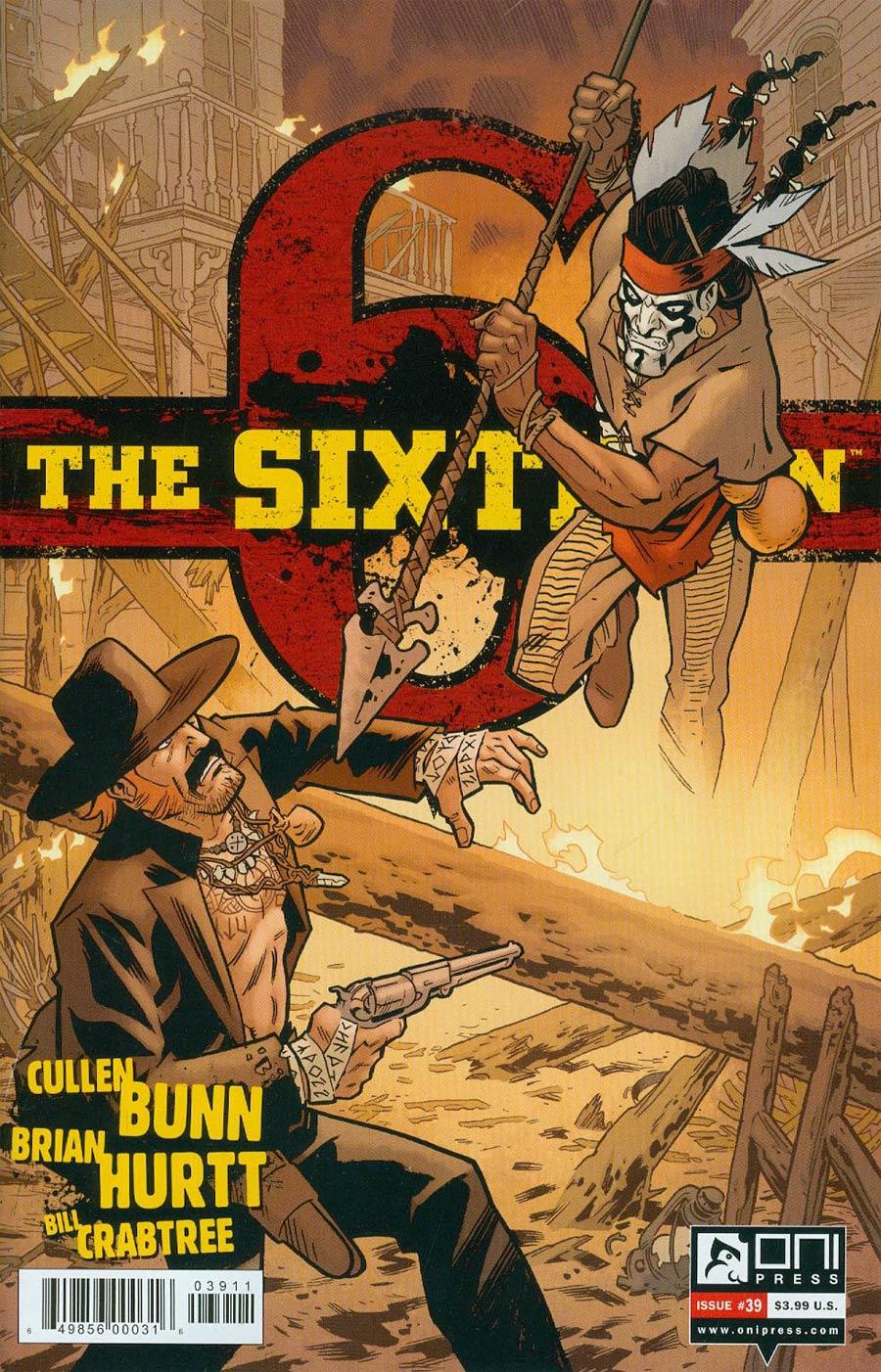 Sixth Gun #39