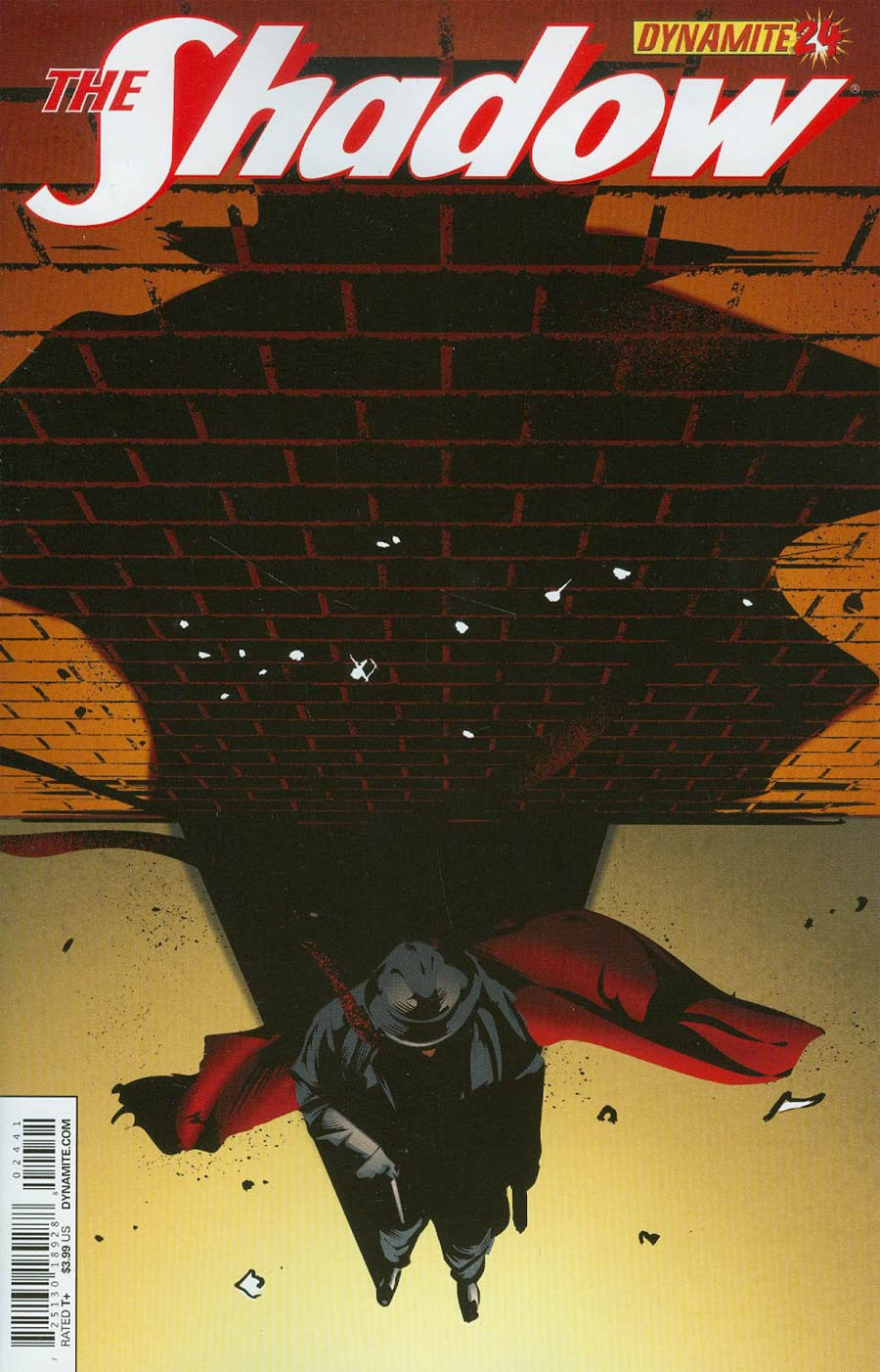 Shadow Vol 5 #24 Cover C Variant Dennis Calero Subscription Cover