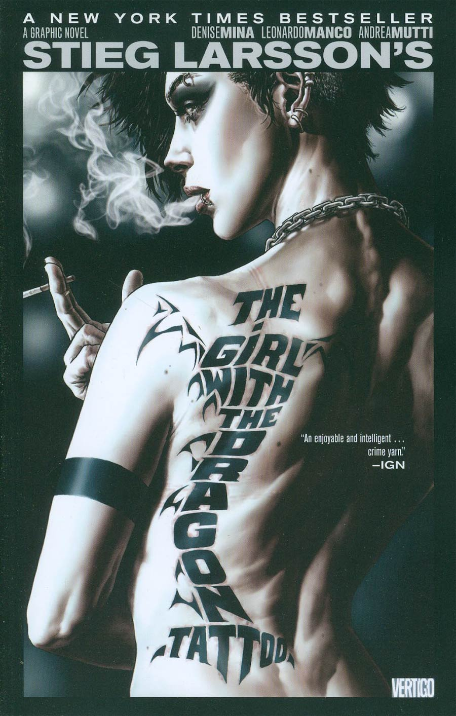 Stieg Larssons Girl With The Dragon Tattoo TP