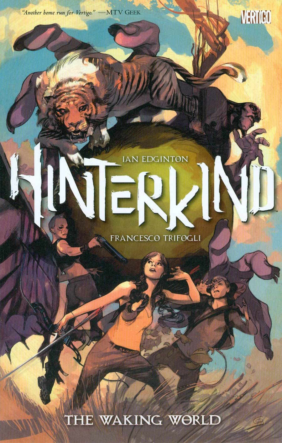 Hinterkind Vol 1 Waking World TP