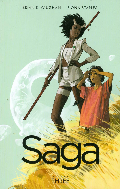 Saga Vol 3 TP