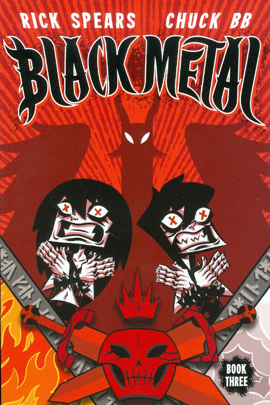 Black Metal Vol 3 GN
