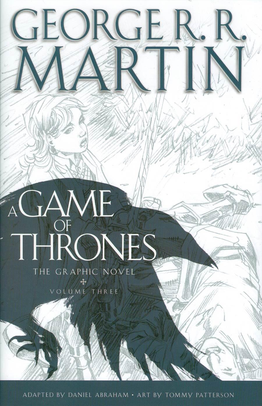 Game Of Thrones Vol 3 HC