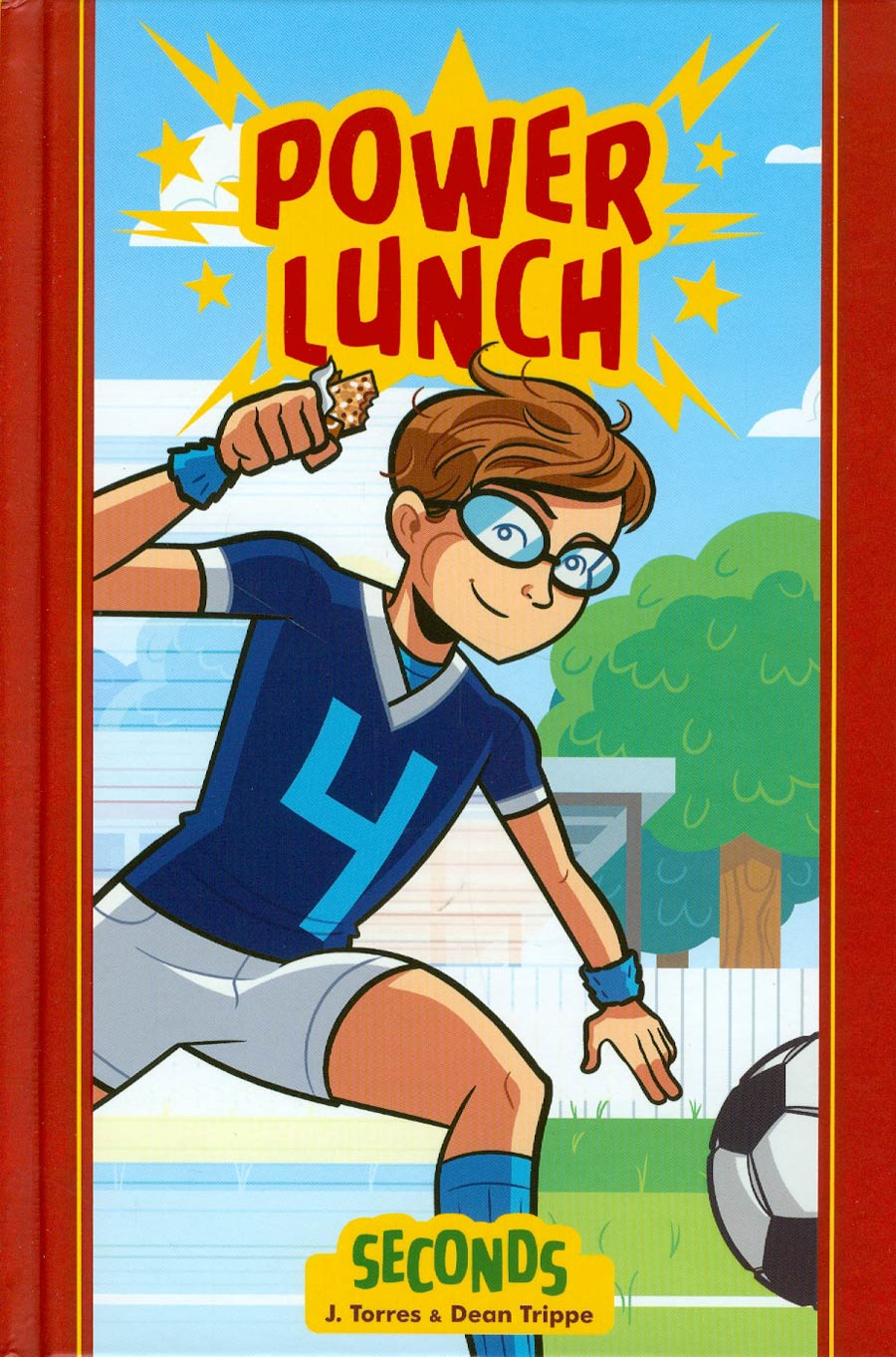 Power Lunch Vol 2 Seconds HC