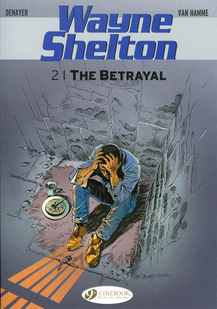 Wayne Shelton Vol 2 Betrayal GN