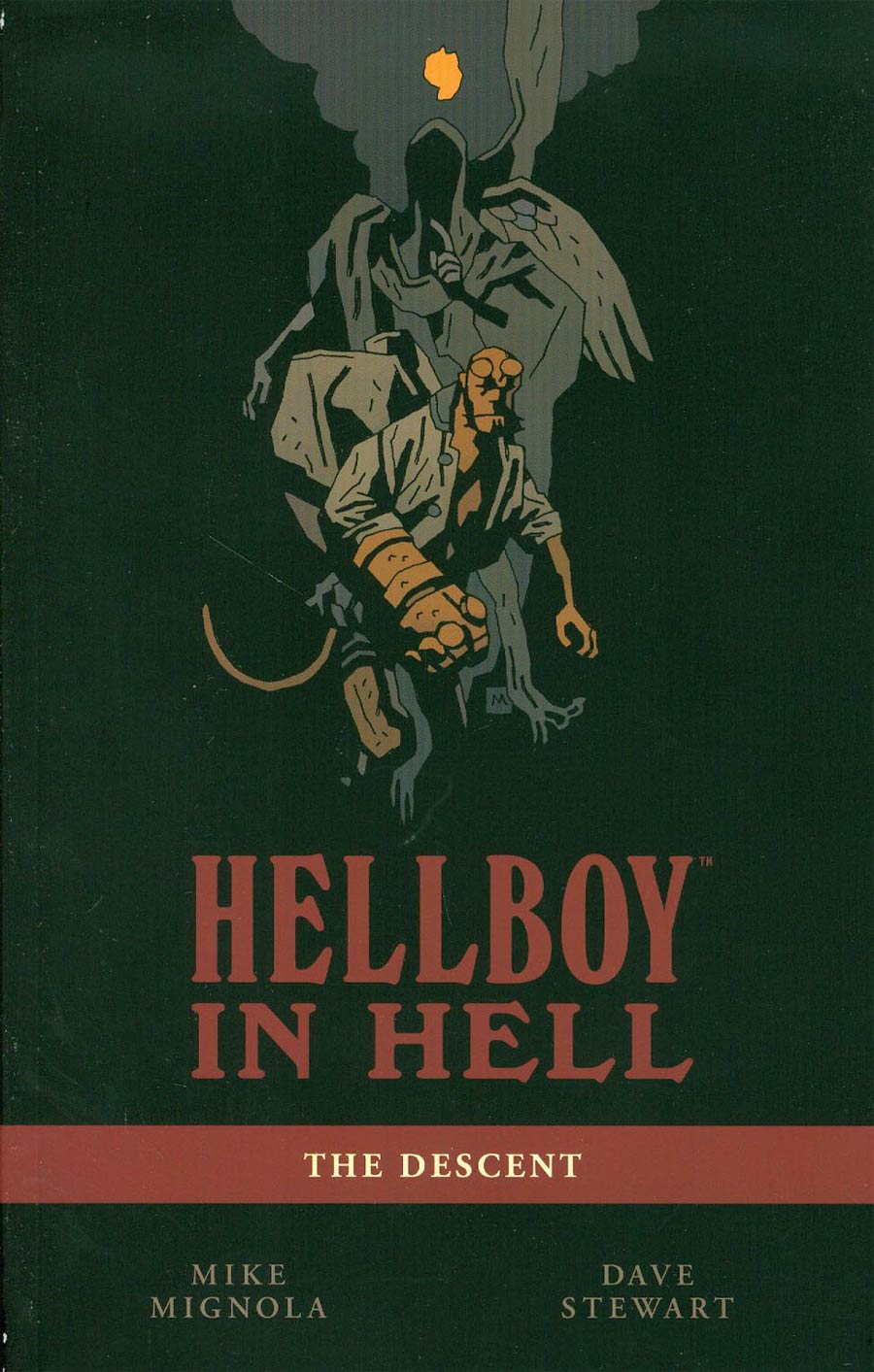 Hellboy In Hell Vol 1 Descent TP