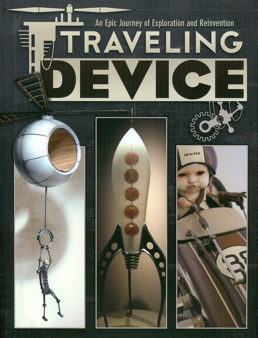 Device Vol 3 Traveling Device TP
