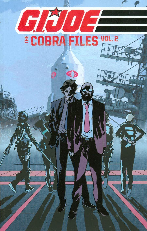GI Joe Cobra Files Vol 2 TP