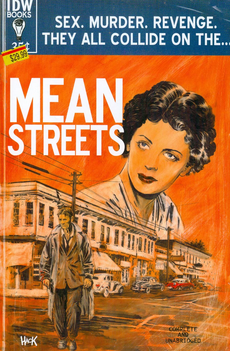 Mean Streets A Crime Anthology GN