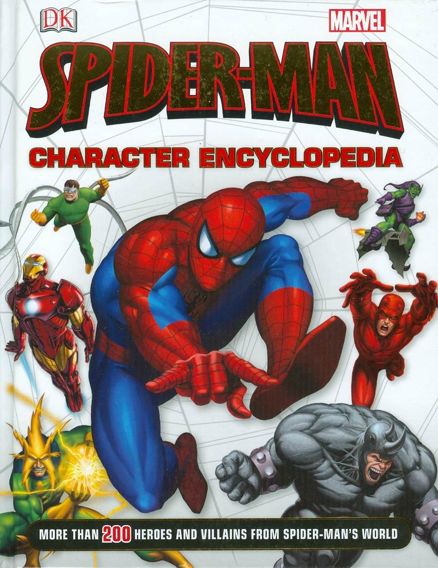 Spider-Man Character Encyclopedia HC