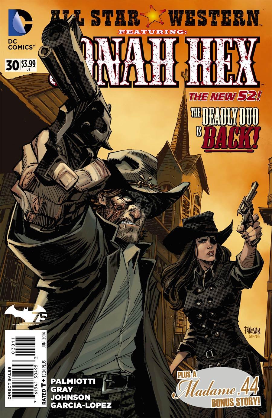 All Star Western Vol 3 #30
