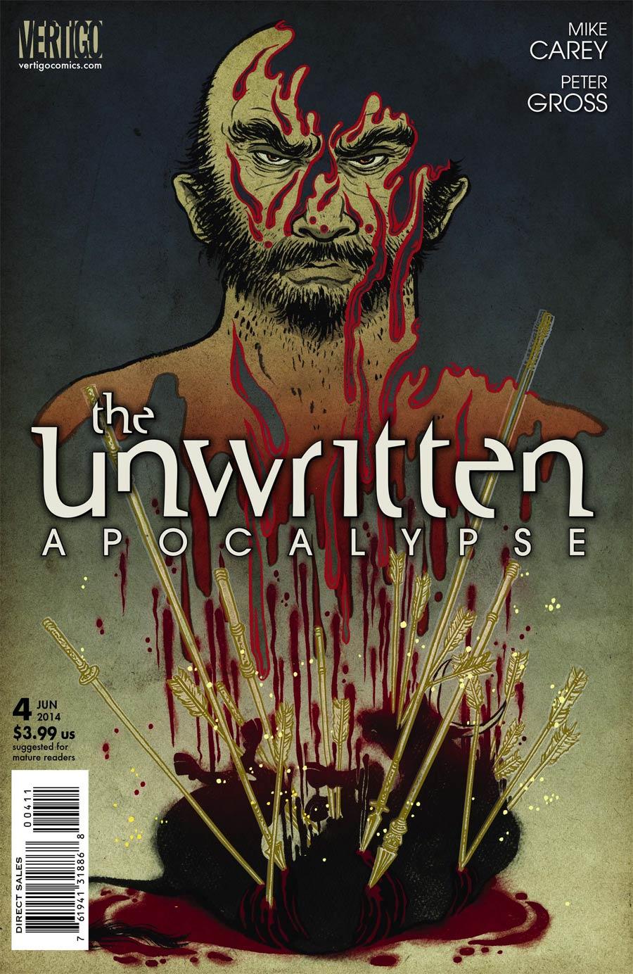 Unwritten Vol 2 Apocalypse #4