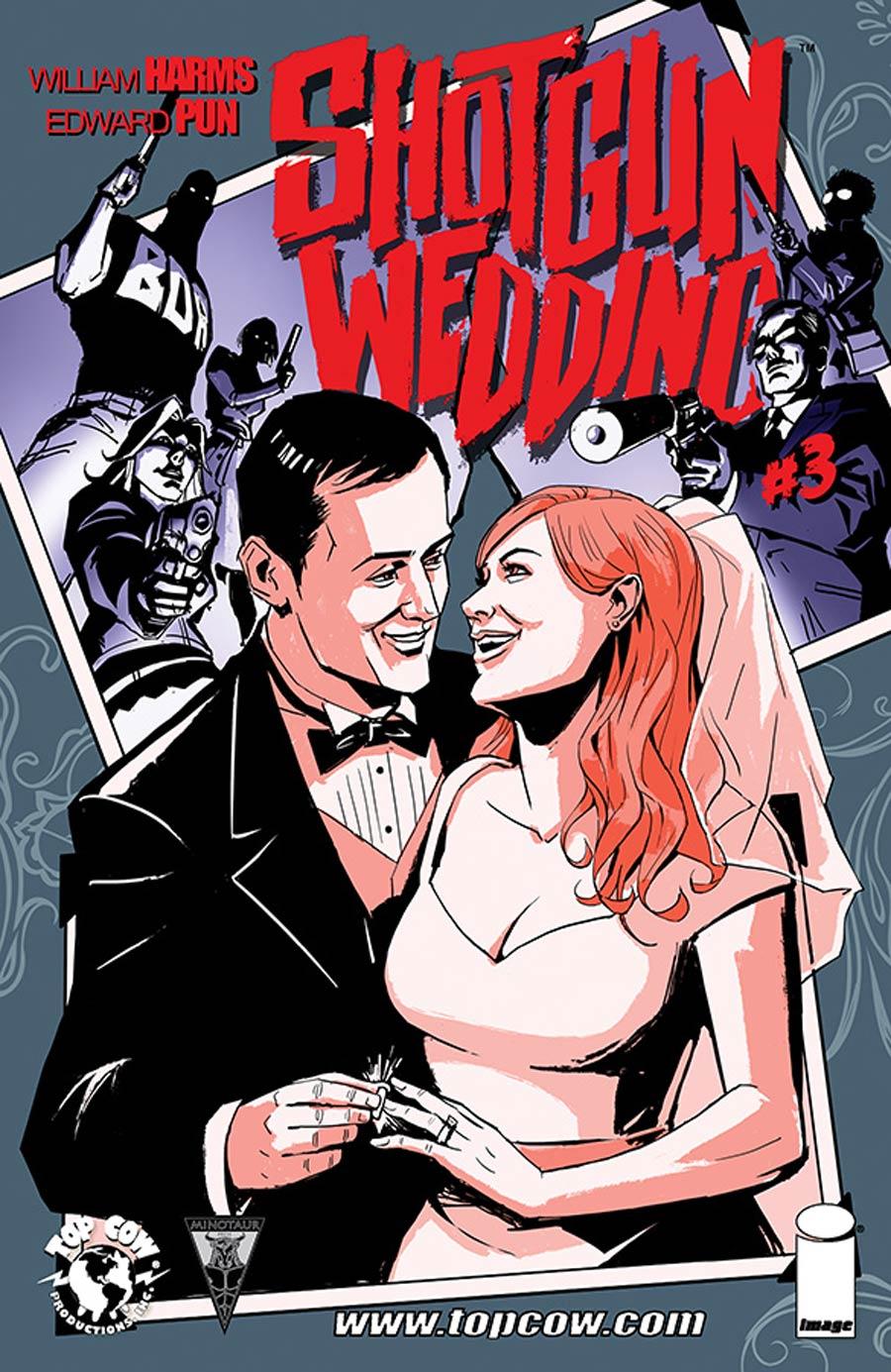Shotgun Wedding #3
