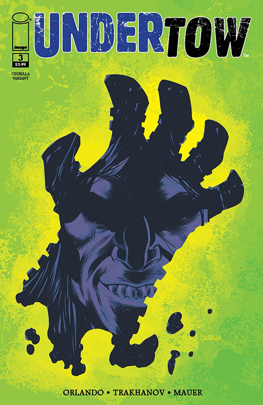 Undertow #3 Cover B Brian Churilla