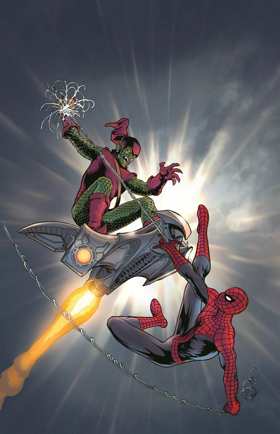 Superior Spider-Man #31 Cover E Variant Kevin Maguire Cover