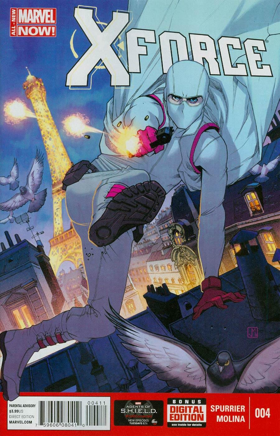 X-Force Vol 4 #4
