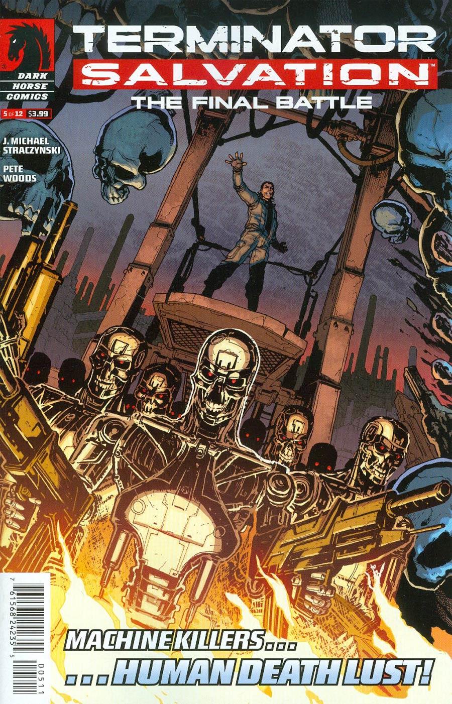 Terminator Salvation Final Battle #5