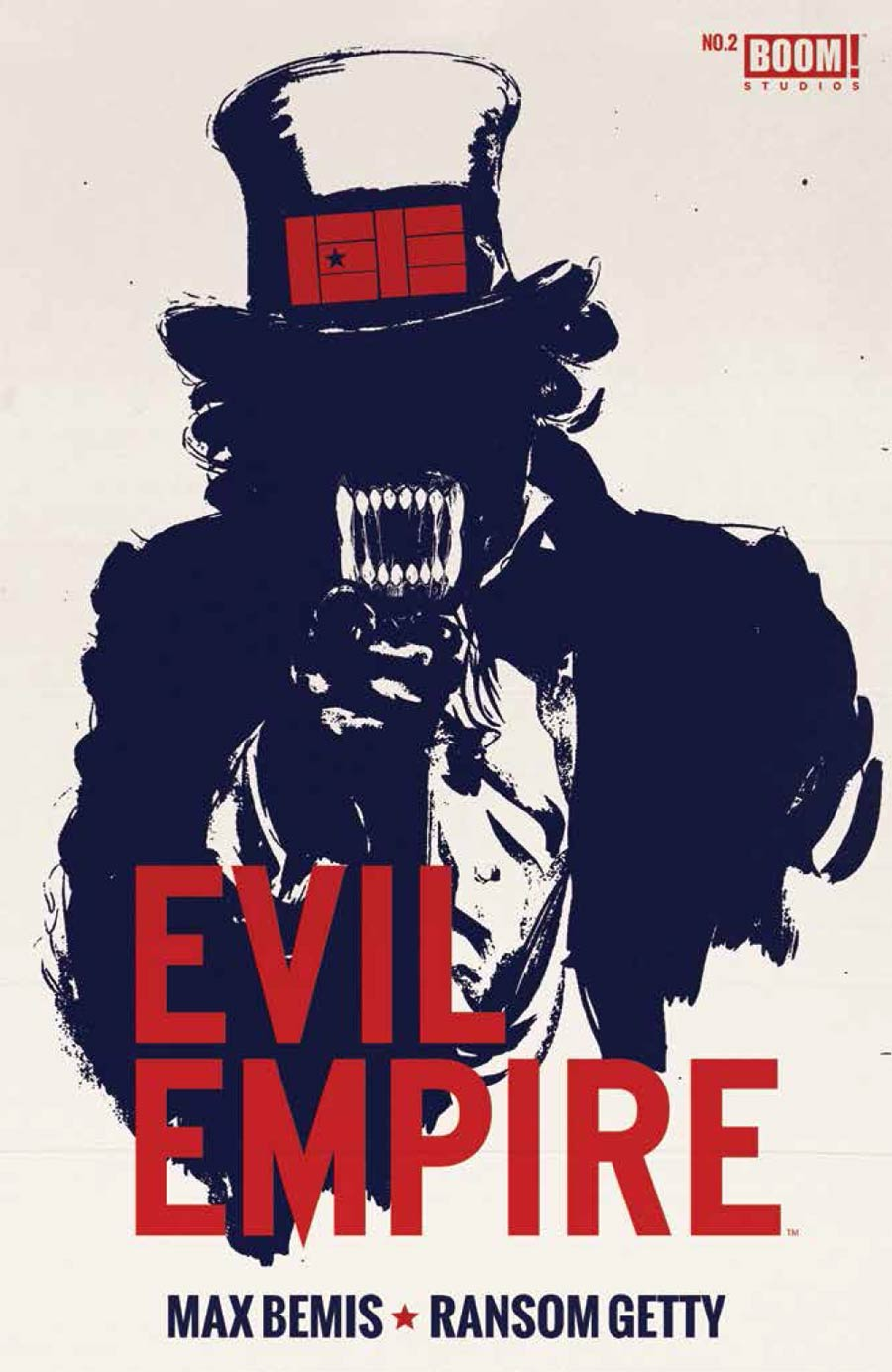 Evil Empire #2 Cover A 1st Ptg Regular Jay Shaw Cover