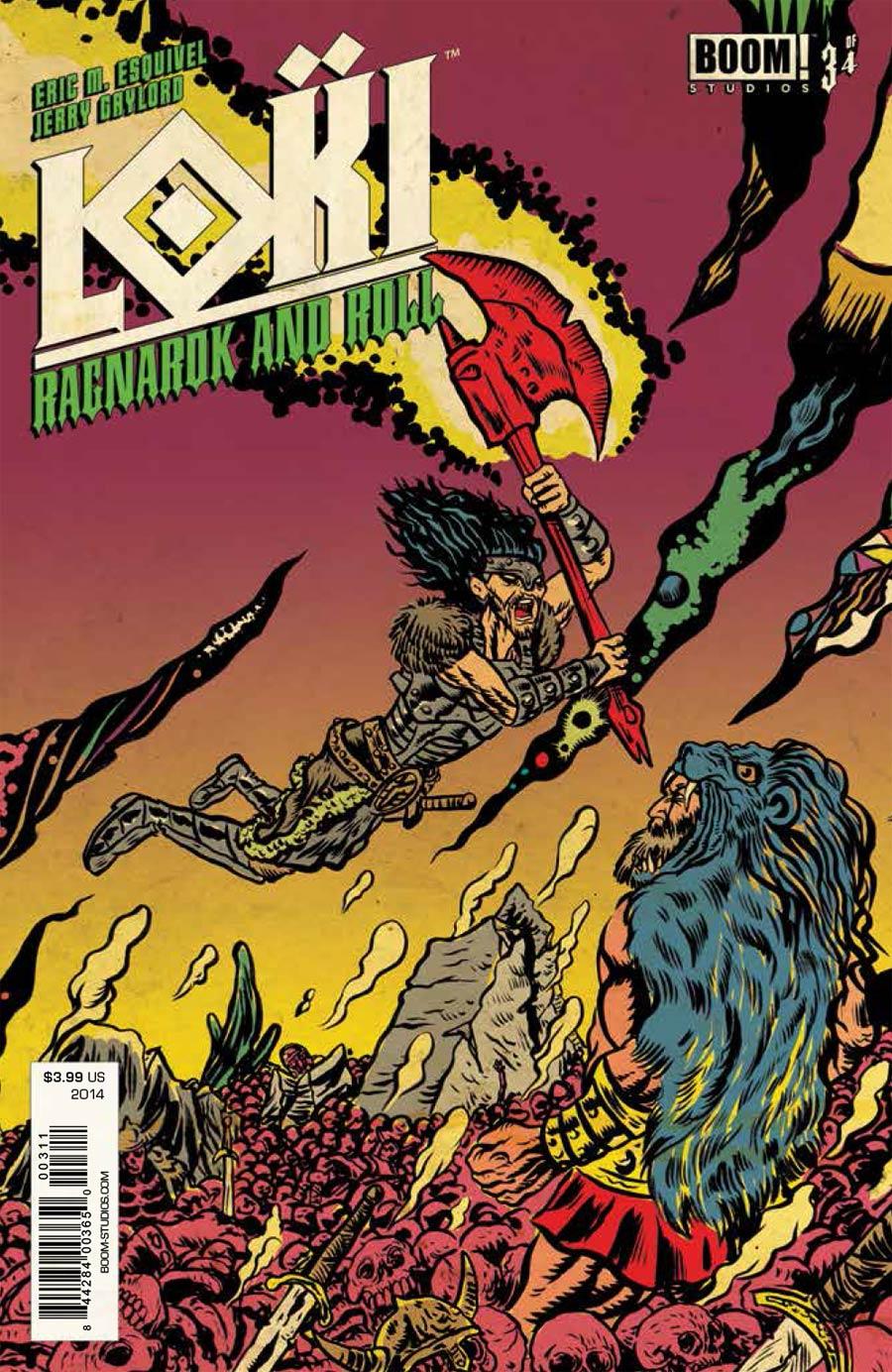Loki Ragnarok & Roll #3