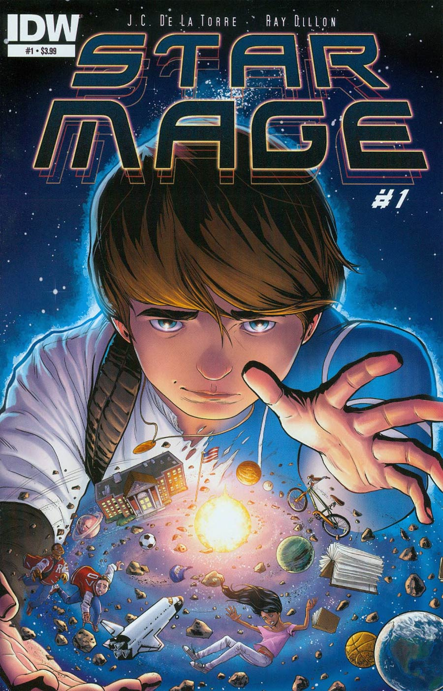 Star Mage #1