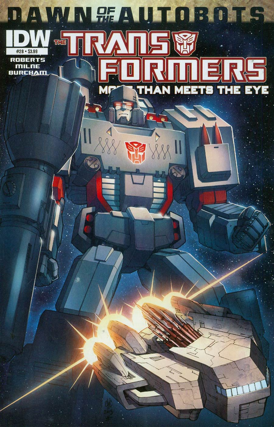 Transformers More Than Meets The Eye #28 Cover A Regular Casey Coller Cover (Dawn Of The Autobots Tie-In)
