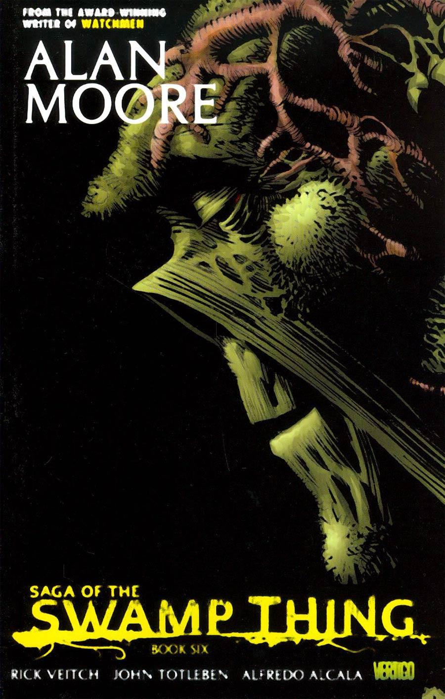 Saga Of The Swamp Thing Book 6 TP