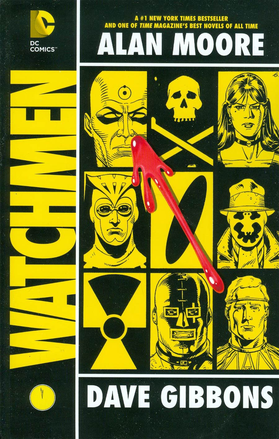 Watchmen TP International Edition - Team Cover New Edition