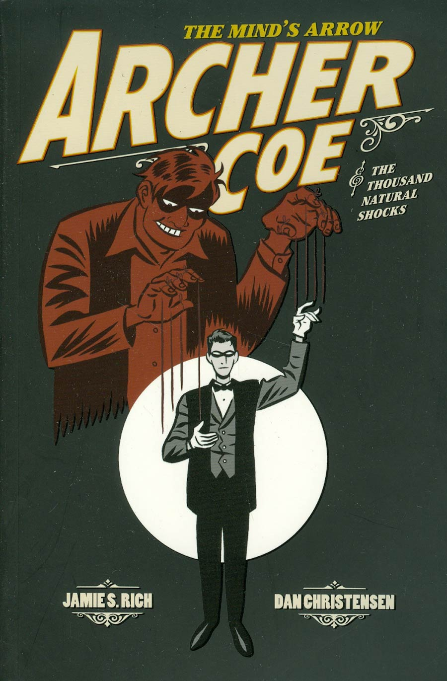 Archer Coe Vol 1 Archer Coe And The Thousand Natural Shocks TP
