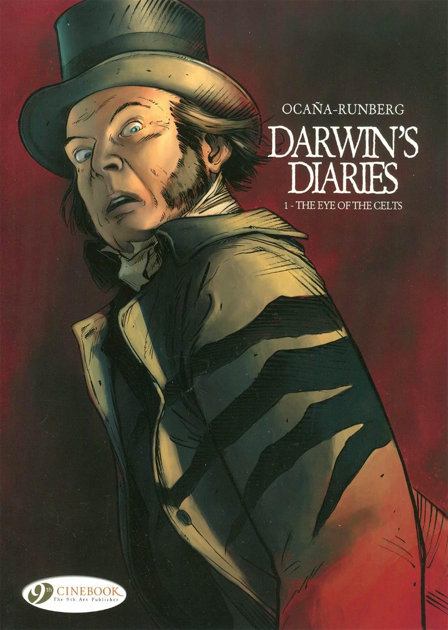Darwins Diaries Vol 1 Eye Of The Celts GN