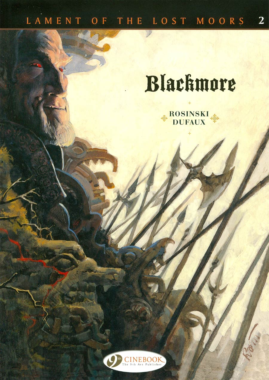 Lament Of The Lost Moors Vol 2 Blackmore GN