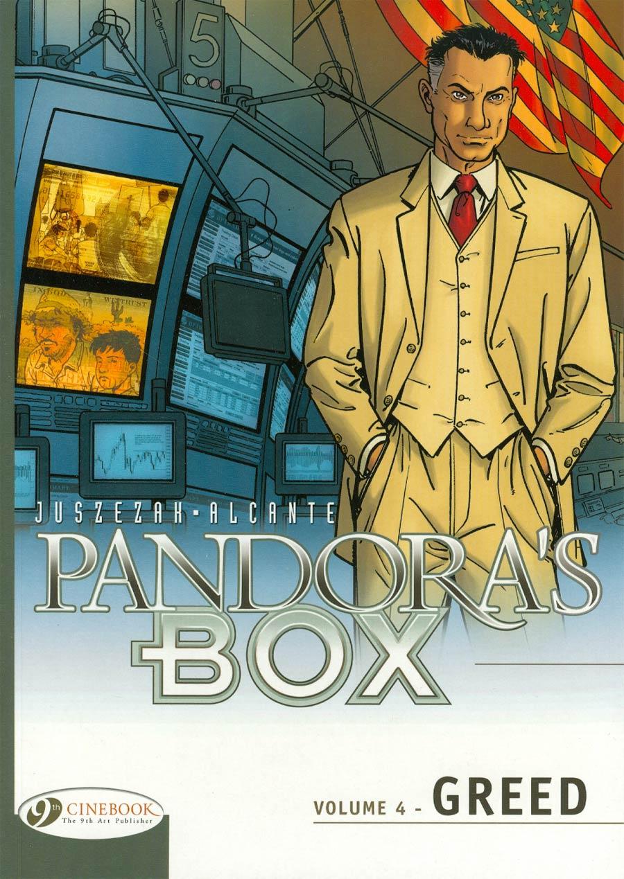 Pandoras Box Vol 4 Greed GN